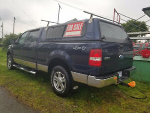 2006 Ford F-150 SuperCrew Stainless steel Pickup Truck