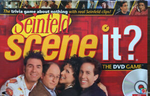 Seinfeld Scene it game