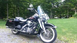 Harley Davidson FLHR Road King
