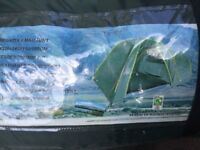 Four man tent only used twice excellent condition