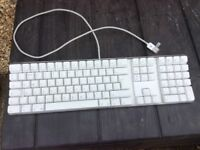 Apple pc computer key board can post