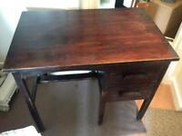 FREE solid wood desk