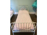 2x ikea extendable toddler/kids beds. £35 each or both for £60