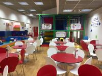 Kids Soft Play Centre Business for Sale with Cafe, Children's Playhouse, Equipment, Mascots Party PA