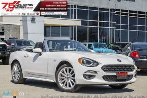 2017 Fiat 124 Spider Lusso | $96.25 WEEKLY + HST & LIC. *O.A.C
