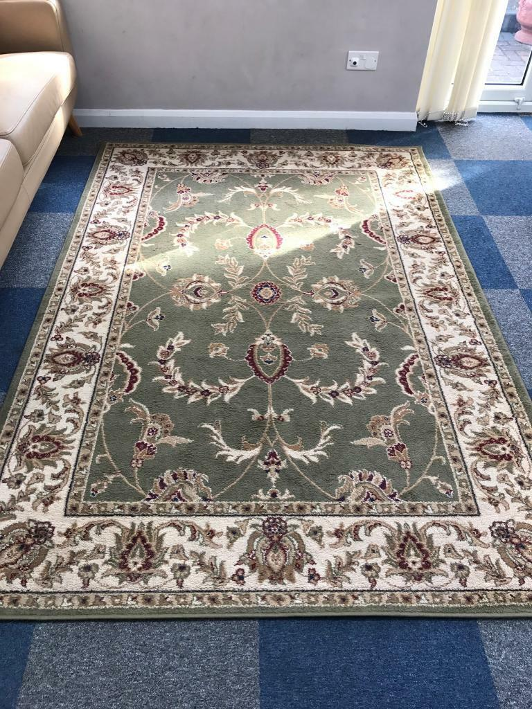 Large Dunelm Rug Year Old In Wirral Merseyside Gumtree
