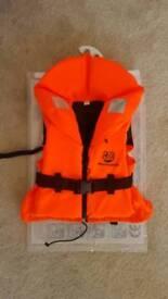 Marinepool kids life jacket boyancy aid 20-30kg