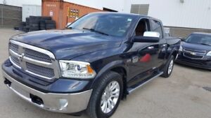 2013 Ram 1500 Laramie Longhorn 5.7L V8 - Leather, Sunroof, PST P