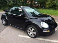 VW Beetle, 2009, Convertible, 1.6,Full MOT