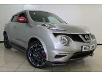 2015 65 NISSAN JUKE 1.6 NISMO RS DIG-T 5DR 215 BHP