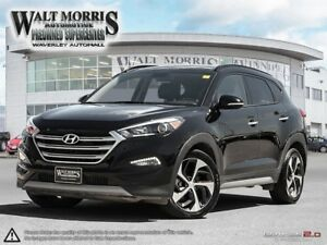 2017 Hyundai Tucson LIMITED: LOCAL VEHICLE, ONE OWNER