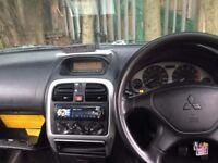 Mitsubishi carisma 54 plate