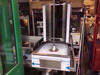 ELECTRIC CATERING NEW DONER KEBAB COMMERCIAL SHAWARMA RESTAURANT GRILL SHOP KITCHEN DINER FASTFOOD