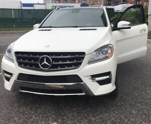 Mercedes Benz ML350 Bluetec 2012