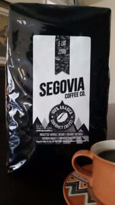 Segovia Coffee Company  (Single Origin coffee from Nicaragua)