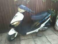 Jonway 50cc 2011
