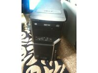 dual core complete pc ready to use