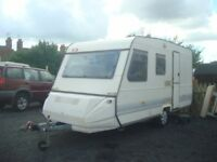 1997 Adria 5 berth caravan