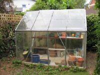 Greenhouse 8x6 (Homebase model)