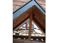 Pre Fabricated Real Brick Slip Chimneys Single and Double