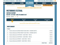 Victourious Festival - 2 x Weekend Tickets (£190) £70 saving!!