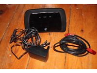 BT Homehub 3 used in good working condition