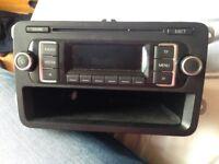 Genuine VW T5 Radio/CD