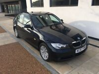 2007   BMW 3 SERIES 2.0 320d SE 4dr   JUST HAD FULL SERVICE   1 YEAR MOT   HPI CLEAR