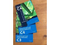Edexcel AS and A Level Core Maths revision guides