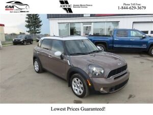 2012 Mini Cooper S Countryman Base