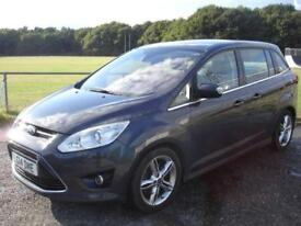 Ford Grand C-Max 2.0 TDCI TITANIUM X 163PS 7 seater