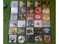 Over 30 original CDs: Cafe del Mar, Simply Red, Pavarotti, Blues ...