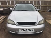 Parts - Vauxhall astra silver breaking - bonnet Bumper lights ect