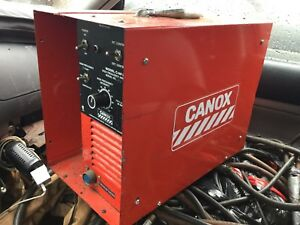 CANOX HIGH FREQUENCY BOX