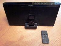 Sony RDP-X50iP - Docking Station