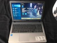 Asus x540s Intel quad core/8gb ram/1TB hdd (1000gb)