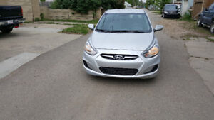 2013 Hyundai Accent GLS There isn't one online for LESS QUICK SA