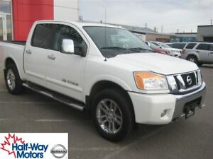 2013 Nissan Titan SV   For Work and Play!