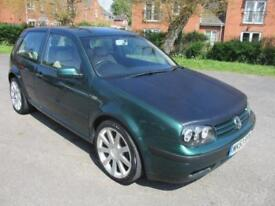 2003 53 VOLKSWAGEN GOLF 1.4 MATCH LOW 118K ALLOYS AIR CON RECAROS 18;S PX