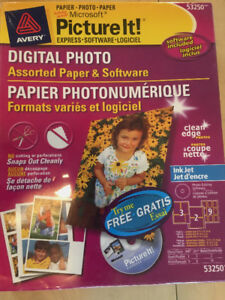 NEW Avery Photo Printing Paper for Sale