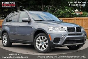 2013 BMW X5 xDrive35i LEATHER NAVI SUNROOF