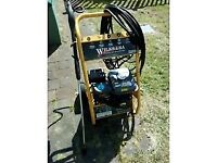 Petrol pressure washer with 20m hose and Lance , £85 ONO