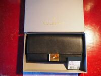 Mulberry BNWT Cheyne Wallet in black