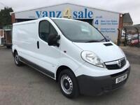 2013 - Vauxhall Vivaro 2.0CDTi ( 115ps ) ( EU V ) 2012MY 2900 LWB
