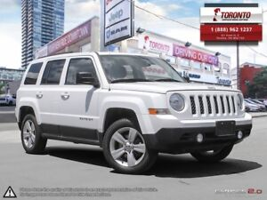 2014 Jeep Patriot NORTH 4X4 LOW KM LOADED