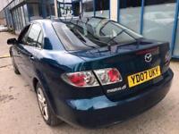 Mazda Mazda6 2.0 TS 5 DOOR - 2007 07-REG - FULL 12 MONTHS MOT