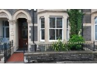 Lovely ground floor 2 bed flat with private garden to rent in Pontcanna, close to City Centre