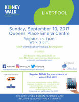 Liverpool Kidney Walk