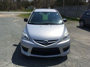 YOUR CHOICE 2009 OR 2008 MAZDA5