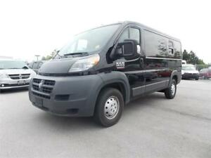 2016 Ram ProMaster 1500 Low Roof Standard V6